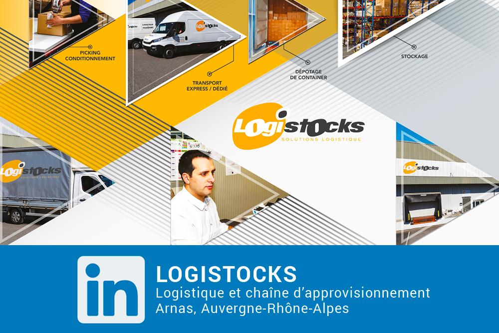 Logistocks-Linkedin